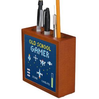 Old School Gamer - Desk Organizer