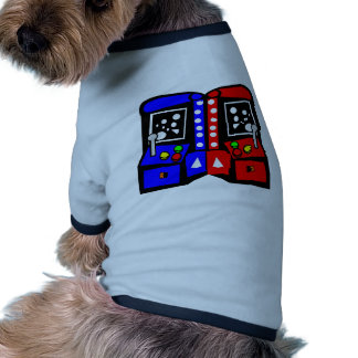 Old School Gamer Doggie T-shirt