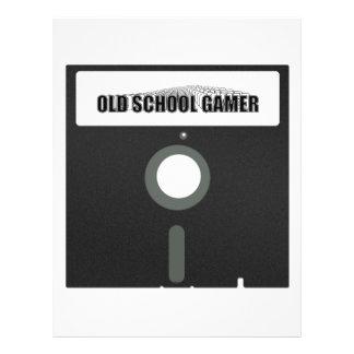 Old School Gamer Flyers