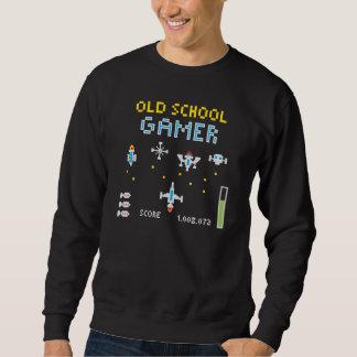 Old School Gamer - Stellarship - Sweatshirt