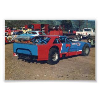 Old school Gregg Racing Art Photo