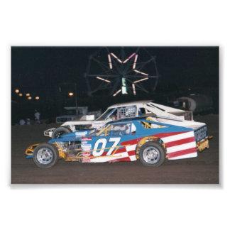 Old school Gregg Racing Photograph