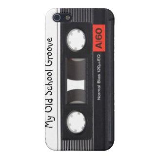 Old School Groove Cassette Tape iPhone SE/5/5s Case