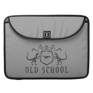 Old School Heraldic Dinosaur Sleeve For MacBook Pro