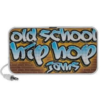 Old School Hip Hop speakers