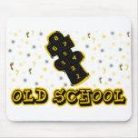 Old School Hopscotch Mouse Mat