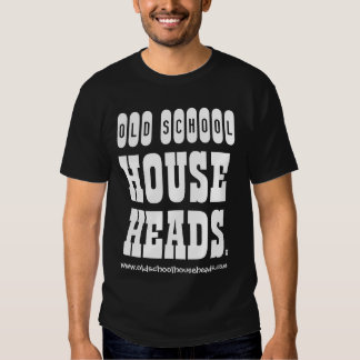 Old School House Heads Basic T Shirt