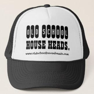 Old School House Heads Trucker Hat 1