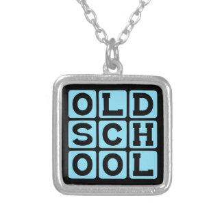 Old School, Internet Meme Custom Jewelry