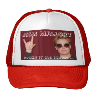 Old School Jessi Mallory Hat