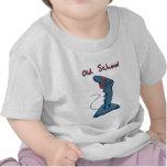 Old School Joystick T Shirt
