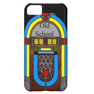 Old School Jukebox Cover For iPhone 5C