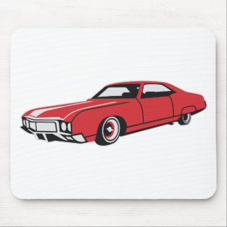 old school Lowrider Mouse Pads