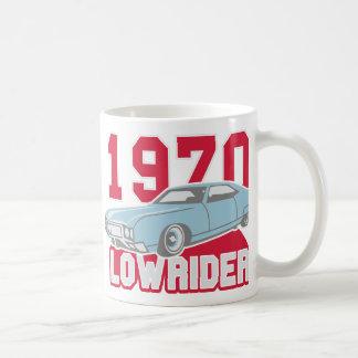 old school Lowrider Coffee Mugs