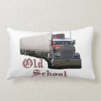 Old School Lumbar Trucker's Pillow