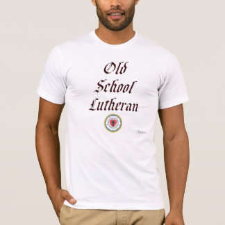Old School Lutheran-Mens T-Shirt