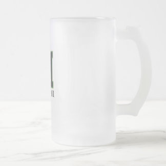 Old_School_M, Since 1911 Frosted Glass Beer Mug