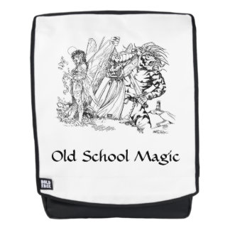 Old School Magic Backpack
