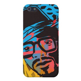 Old school man covers for iPhone 5