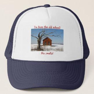 Old School Mens Hat