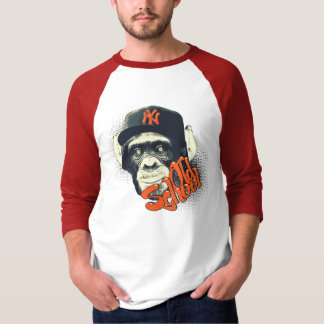 Old school monkey T-Shirt
