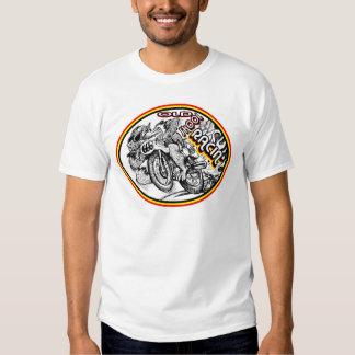 Old School Motorcycle Racing T-shirt