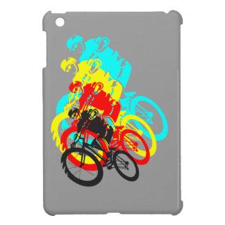 Old school MTB / Trials bike wheelie iPad Mini Case