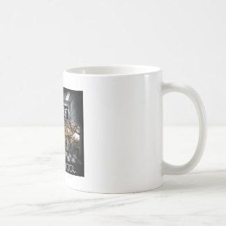 Old School Coffee Mugs