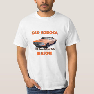 Old School Muscle 1970 Hemi-Cuda T-shirt