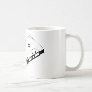 Old School Music Tape Mug
