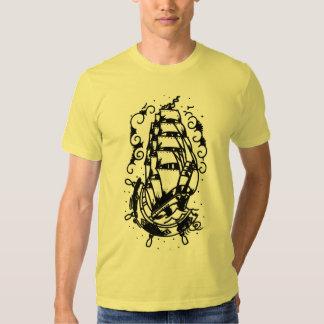 Old School nautical T-shirt