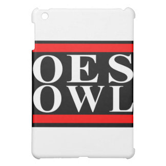Old School OES OWL design Case For The iPad Mini