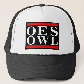 Old School OES OWL design Trucker Hat