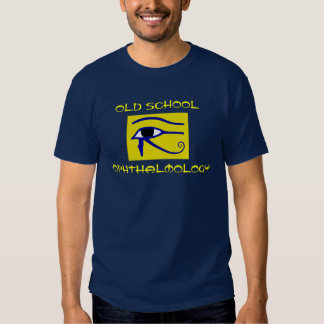 Old School Ophthalmology T-Shirt