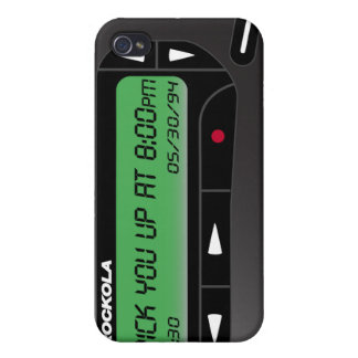 Old School Pager iPhone 4/4S Cases