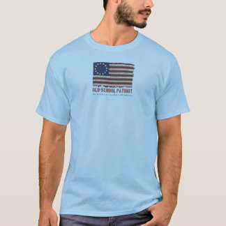Old-School Patriot T-Shirt