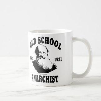 Old School  --  Peter Kropotkin Classic White Coffee Mug