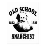 Old School  --  Peter Kropotkin Postcard