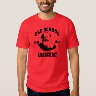 Old School  --  Peter Kropotkin Tee Shirts