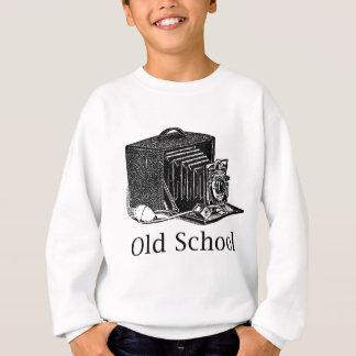 Old School Photographer Sweatshirt
