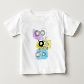 old school.png baby T-Shirt