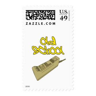 Old School Postage Stamp