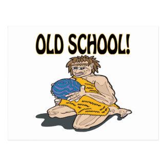 Old School Post Card