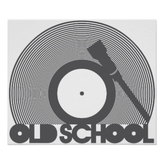 OLD_SCHOOL POSTER