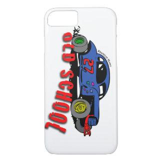 Old School Racing iPhone 8/7 Case