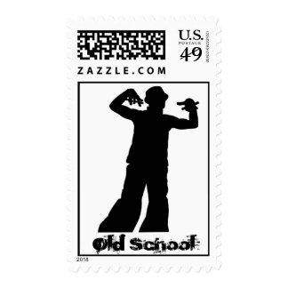 Old School Raver Stamps