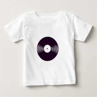 Old School Record Baby T-Shirt