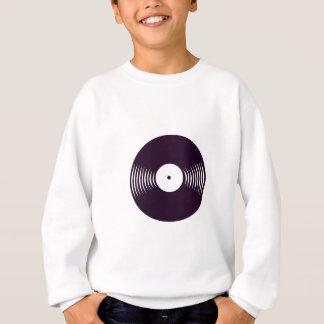Old School Record Sweatshirt