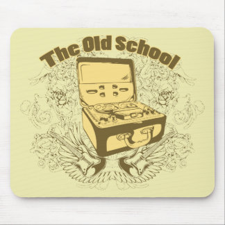 Old School ~ Reel To Reel Tape Player Mouse Pad