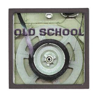 Old School Retro 8 Track Cassette Tape Gift Box